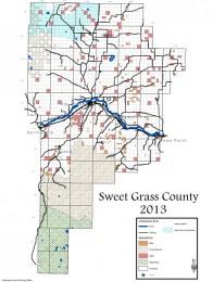Sweet Grass Montana